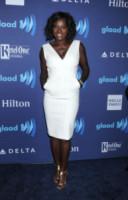 Viola Davis - Beverly Hills - 21-03-2015 - In primavera ed estate, le celebrity vanno in bianco!