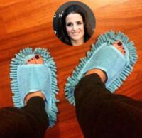 Cristina De Pin - Milano - 22-03-2015 - A piedi nudi da te: le star mostrano i loro piedini