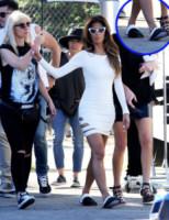 Nicole Scherzinger - 21-01-2014 - Celebrity con i piedi per terra: W le pantofole!