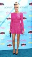 Katie Cassidy - Universal City - 11-08-2013 - Bianco o colorato, ecco il pizzo di primavera!