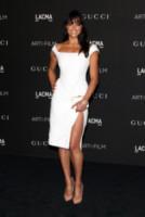 Michelle Rodriguez - Los Angeles - 01-11-2014 - Non solo LBD: oggi il tubino è anche bianco!
