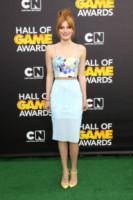 Bella Thorne - Los Angeles - 15-02-2014 - Top Crop & company: pancini al vento sul red carpet