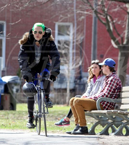 Jared Leto - Toronto - 26-04-2015 - Jared Leto, un Joker che non passa inosservato
