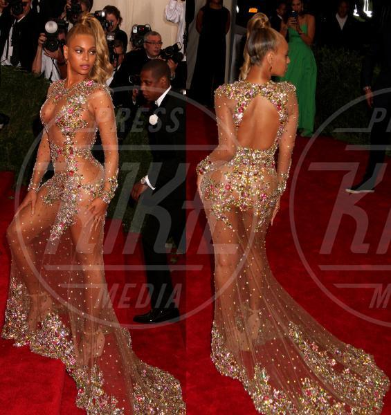 Beyonce Knowles - 05-05-2015 - Met Gala 2015: Vade retro abito! Le star scelgono il nude look