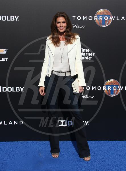 Cindy Crawford - Anaheim - 09-05-2015 - Clooney-Alamuddin: siamo già una famiglia…allargata