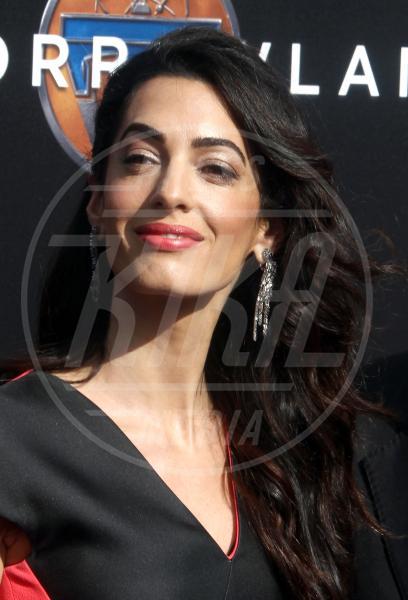 Amal Alamuddin - Los Angeles - 09-05-2015 - Clooney-Alamuddin: siamo già una famiglia…allargata