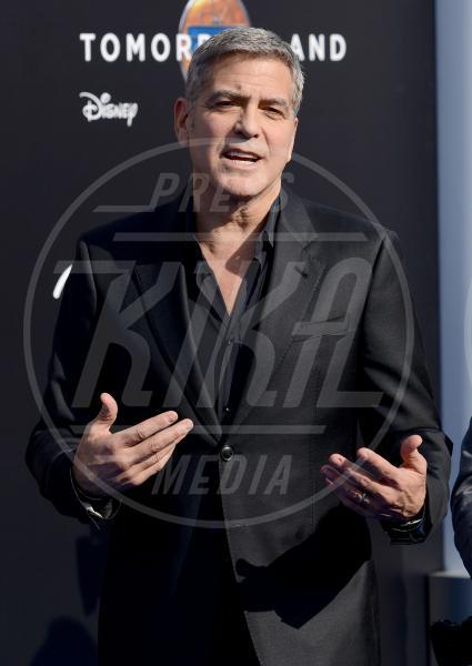 George Clooney - Los Angeles - 09-05-2015 - Clooney-Alamuddin: siamo già una famiglia…allargata