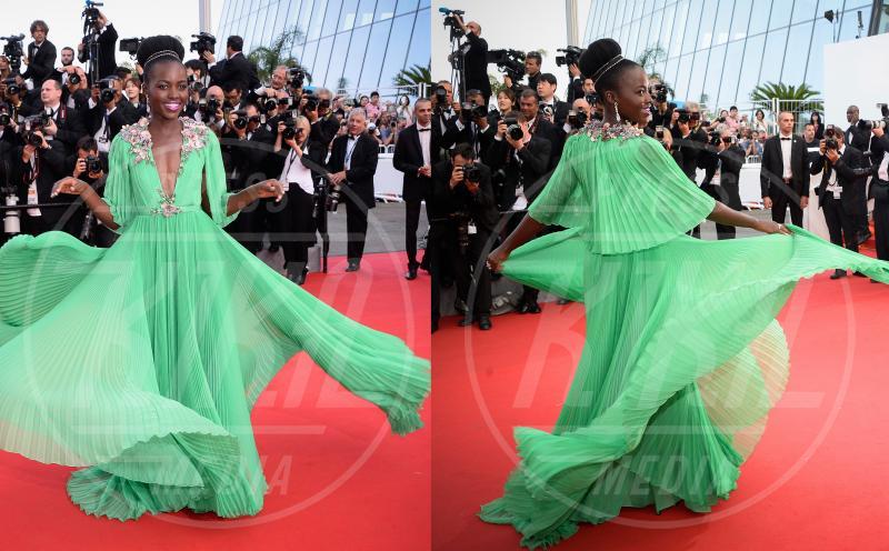 Lupita Nyong'o - Cannes - 15-05-2015 - Cannes 2015: Vade retro abito! Le scelte delle star