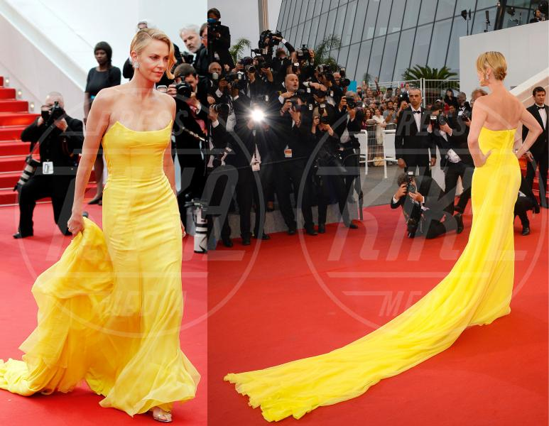 Charlize Theron - Cannes - 15-05-2015 - Cannes 2015: Vade retro abito! Le scelte delle star