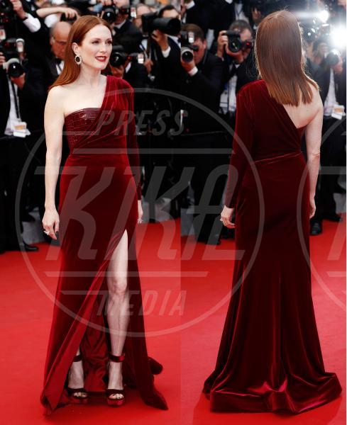 Julianne Moore - Cannes - 15-05-2015 - Cannes 2015: Vade retro abito! Le scelte delle star