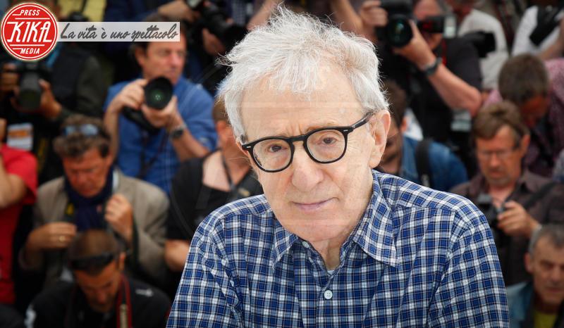 Woody Allen - Cannes - 15-05-2015 - Il film di Woody Allen bloccato da Amazon uscirà in Italia