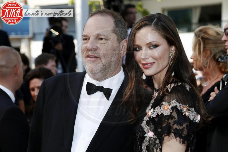Harvey Weinstein, Georgina Chapman - Cannes - 22-05-2015 - Harvey Weinstein espulso dagli Oscar
