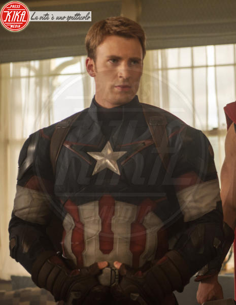 Chris Evans - Los Angeles - 05-03-2015 - Chris Evans conferma: