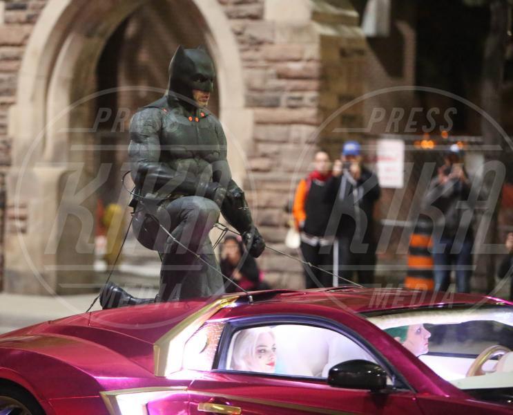 controfigura Jared Leto, Margot Robbie, Ben Affleck - Toronto - 27-05-2015 - Suicide Squad: ecco svelato il ruolo di Batman nella vicenda