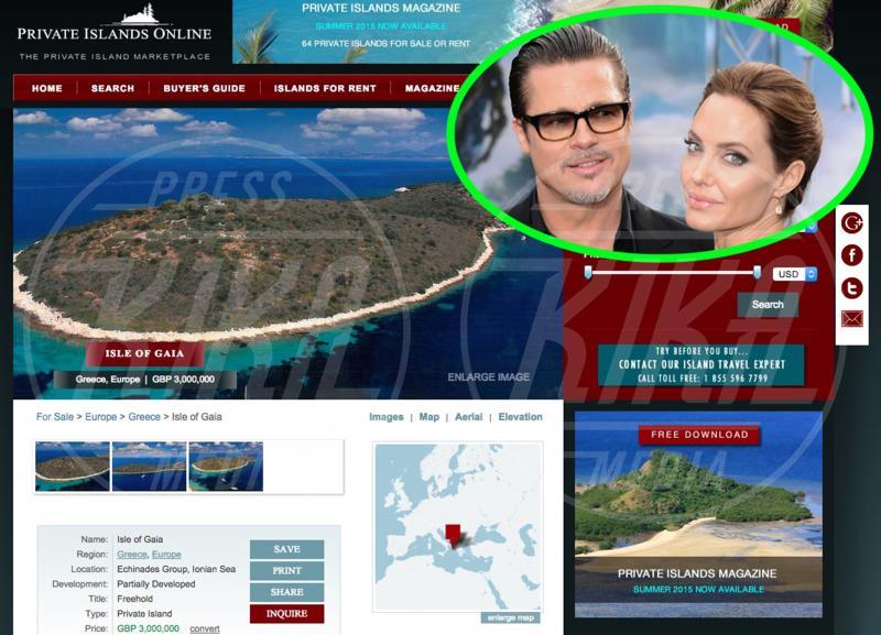 Angelina Jolie, Brad Pitt - Los Angeles - 10-06-2015 - Addio Brangelina, ecco le carte del divorzio in esclusiva