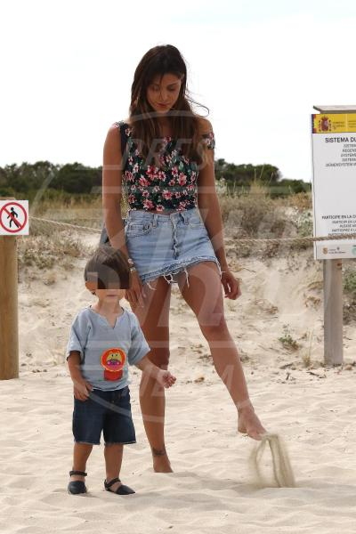 Santiago De Martino, Belen Rodriguez - Formentera - 14-06-2015 - Belen-De Martino: fuga d'amore a Formentera
