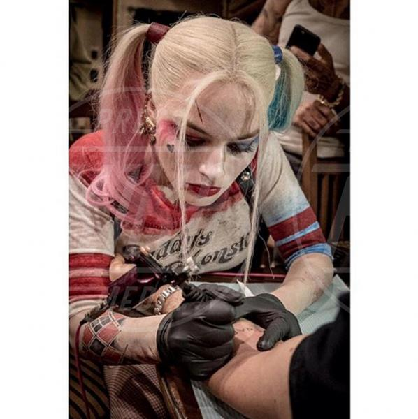 Margot Robbie - Toronto - 19-08-2015 - Suicide Squad, Margot Robbie non vuole lavorare con Mel Gibson