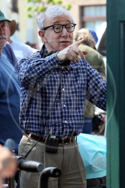 Woody Allen - Los Angeles - 19-08-2015 - Il film di Woody Allen bloccato da Amazon uscirà in Italia