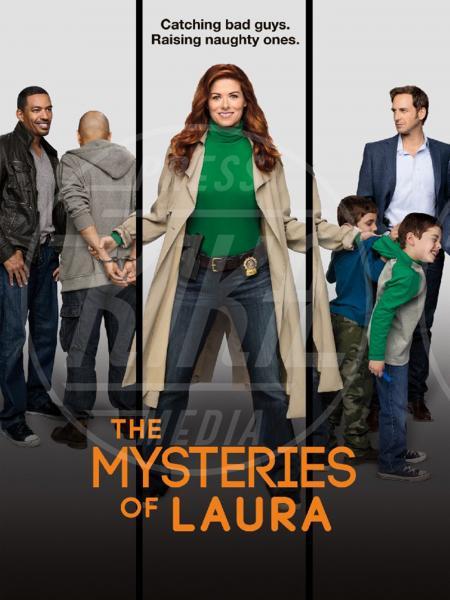 The Mysteries of Laura, Josh Lucas, Debra Messing - 14-09-2015 - Debra Messing torna in TV con The Mysteries of Laura