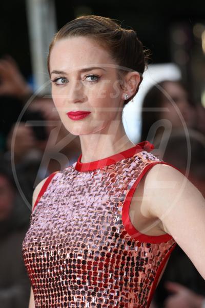 Emily Blunt - Londra - 22-09-2015 - Emily Blunt sarà la nuova Mary Poppins nel sequel della Disney