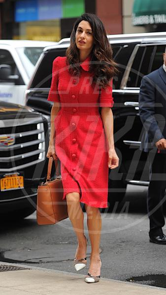 Amal Alamuddin - New York - 30-09-2015 - George Clooney rivela: