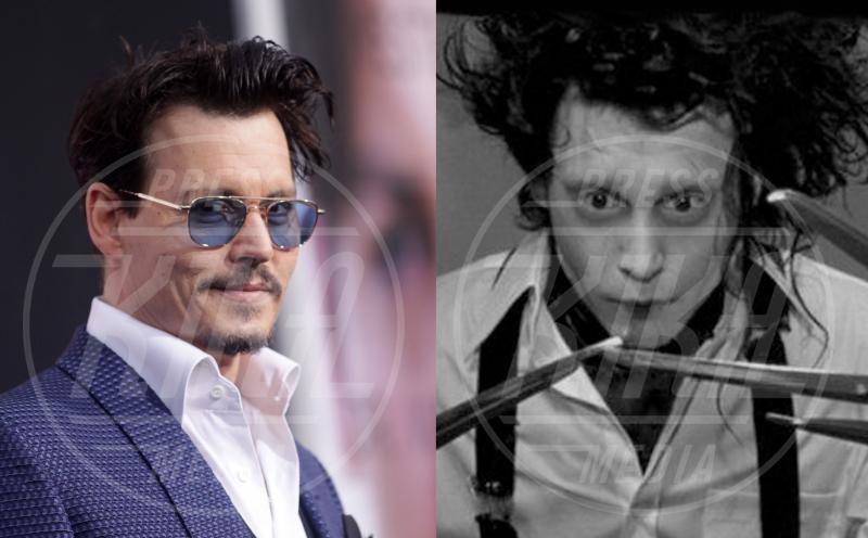 Johnny Depp - 06-10-2015 - La riconoscete? Trasformismo, croce e delizia dei veri divi