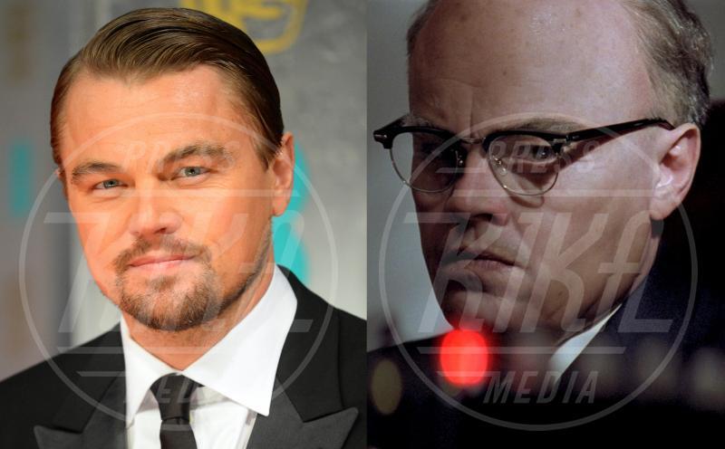 Leonardo DiCaprio - 06-10-2015 - La riconoscete? Trasformismo, croce e delizia dei veri divi