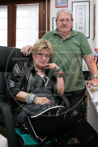 Ferruccio Donato, Adriana Tosetto - Udine - 15-09-2015 - Adriana Tosetto, 64 anni e... tanta voglia di studiare
