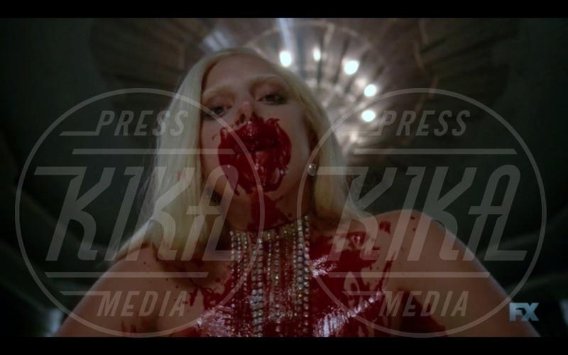 Lady Gaga - Los Angeles - 08-10-2015 - American Horror Story, l'attesa è finita