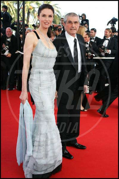 Alessandra Martines, Claude Lelouch - Cannes - 17-05-2006 - Da Beatrice Borromeo a Dajana Roncione: Italians do it better!
