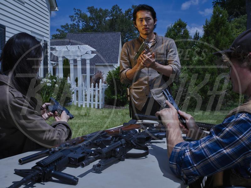 The Walking Dead 6, Steven Yeun - 28-06-2015 - The Walking Dead 6, le anticipazioni dell'ultimo atto
