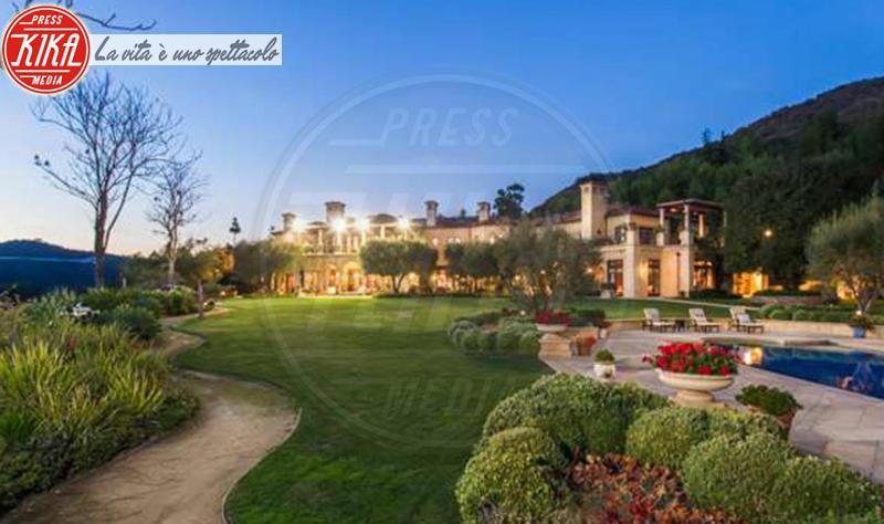 Villa Elton John - Beverly Hills - 22-10-2015 - Sognare non costa nulla: ecco le piscine delle star