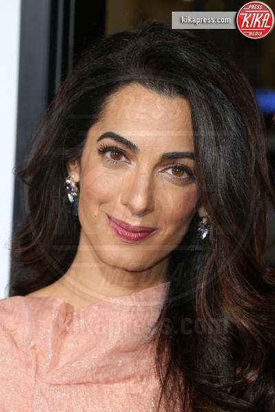 Amal Alamuddin - Hollywood - 26-10-2015 - George Clooney rivela:
