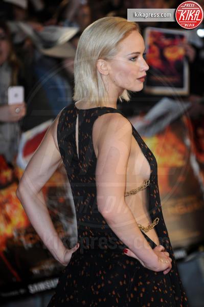 Jennifer Lawrence - Londra - 05-11-2015 - Jennifer Lawrence sarà Marita Lorenz, l'amante di Fidel Castro