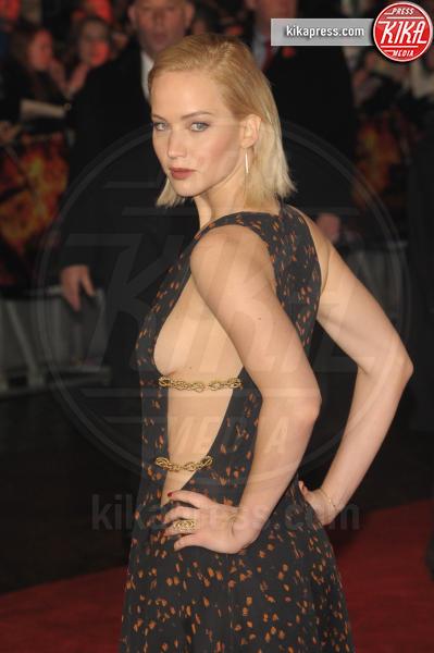 Jennifer Lawrence - Londra - 05-11-2015 - Cosa hanno in comune Scarlett Johansson e Cristina Parodi?