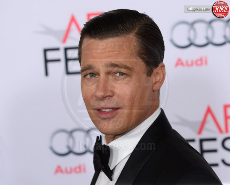 Brad Pitt - Hollywood - 05-11-2015 - Brad Pitt, la polizia continua a indagare per maltrattamenti