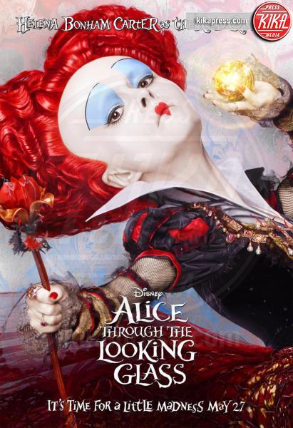 Helena Bonham Carter - 09-11-2015 - Alice attraverso lo specchio: c'è una new entry nel cast