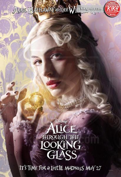 Anne Hathaway - 09-11-2015 - Alice attraverso lo specchio: c'è una new entry nel cast