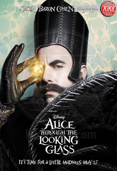 09-11-2015 - Alice attraverso lo specchio: c'è una new entry nel cast