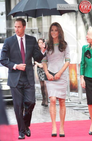 Kate Middleton - Londra - 25-04-2012 - Kate e il riciclo: quel Matthew Williamson l'ha già indossato!