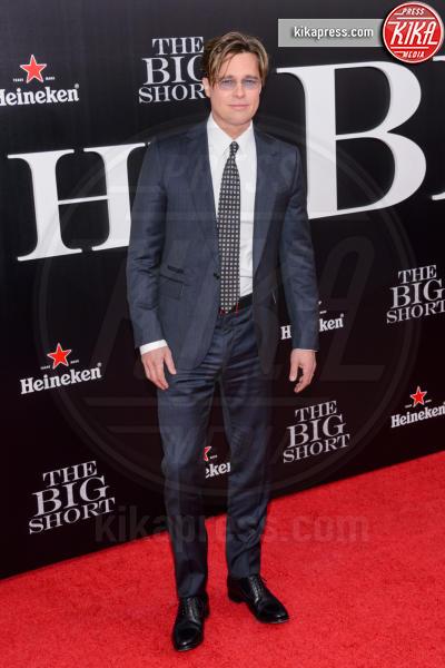 Brad Pitt - New York - 24-11-2015 - Amore sul set tra Brad Pitt e Marion Cotillard?