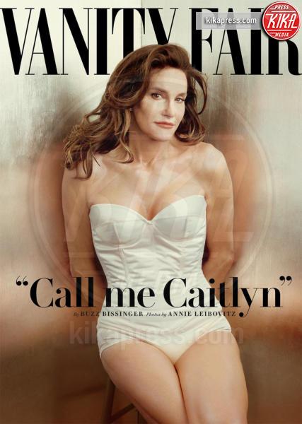 Caitlyn Jenner - 05-06-2015 - Annie Leibovitz, una carriera da copertina