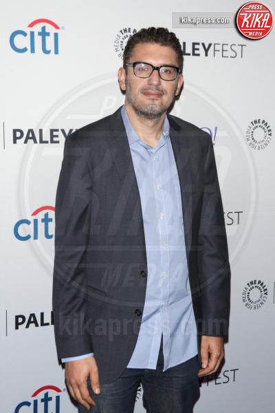 Sam Esmail - New York - 14-10-2015 - Mr Robot, dal 3 marzo in tv su Mediaset Premium