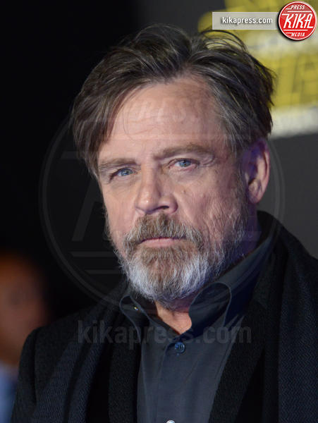 Mark Hamill - Hollywood - 14-12-2015 - Star Wars 8: nel cast anche Benicio Del Toro e Laura Dern