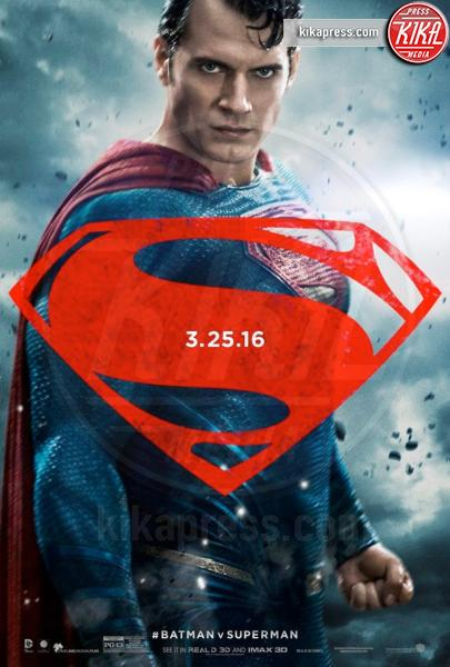 Superman - 17-12-2015 - Batman V Superman: Dawn of Justice, i primi poster