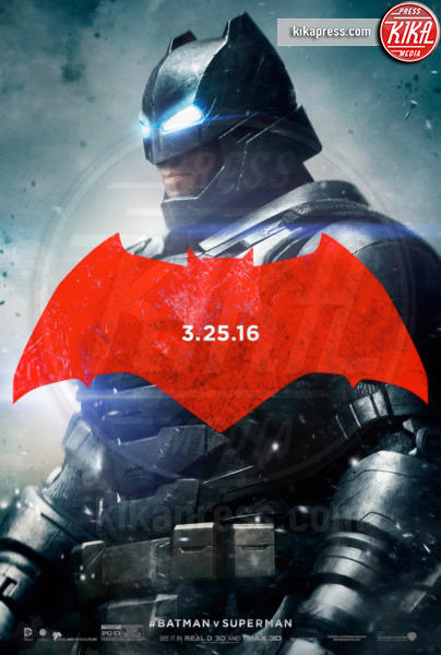 Batman - 17-12-2015 - Batman V Superman: Dawn of Justice, i primi poster