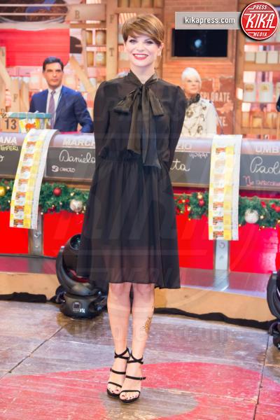 Alessandra Amoroso - Roma - 07-01-2016 - Lotteria Italia: a Veronella il primo premio da 5 milioni