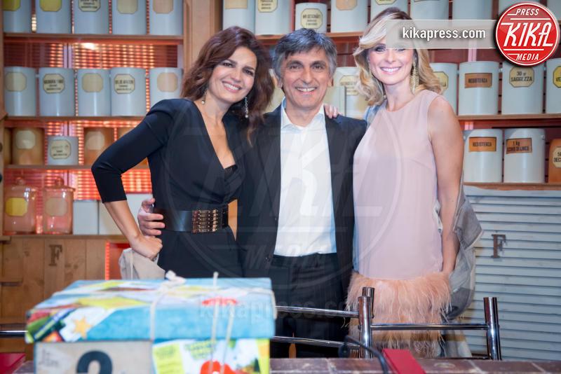 Tosca D'Aquino, Serena Autieri, Vincenzo Salemme - Roma - 07-01-2016 - Lotteria Italia: a Veronella il primo premio da 5 milioni