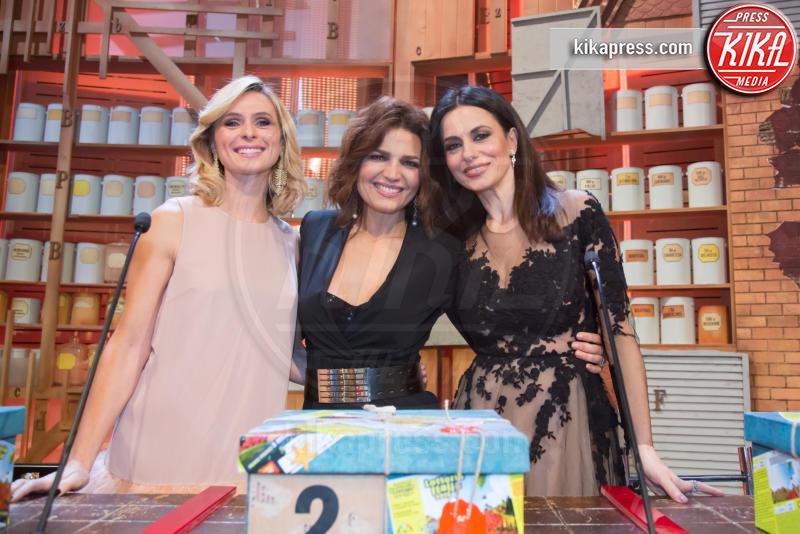 Tosca D'Aquino, Rossella Brescia, Serena Autieri - Roma - 07-01-2016 - Lotteria Italia: a Veronella il primo premio da 5 milioni
