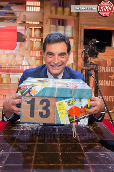 Tiberio Timperi - Roma - 07-01-2016 - Lotteria Italia: a Veronella il primo premio da 5 milioni